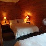 Chambre (2e lit double)