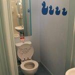 WC e Paperelle Azzurre