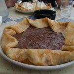Grande crêpe nutella