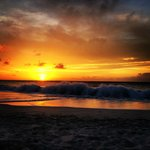 RWI sunset