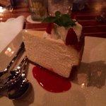 """My favorite """"Cheesecake""""."""