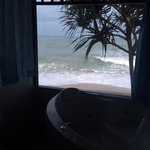 funky jacuzzi with prime view