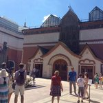 Be among many visitors to the Tretyakov