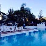 1 des 3 piscines