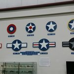 Air Force Emblems over Time