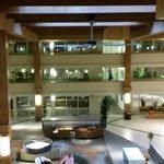 Lobby from 3rd Floor Balcony