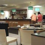 bar- buffet