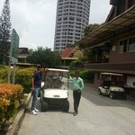 Golf course @ Awana Resort