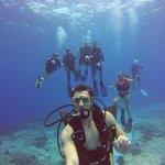 Underwater Family Shot!