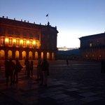 Santiago la sera
