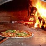 Nikitas wood fired pizza