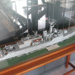 Model of HMS Torquay