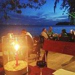 Romantic dinner at Nikitas