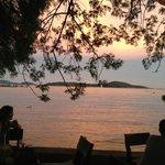 Sunset at Nikitas