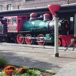 Train at The Chattanooga Choo Choo