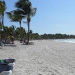 Playa Maya beach