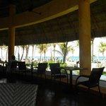 Restaurante cerquita de la playa