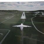 Landing simulator