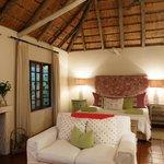 Honeymoon Suite Cottage Interior