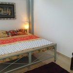 Luxury Private Double Bedroom at International Travellers' Hostel, Varanasi