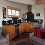 Galley kitchen, Driftwood 12