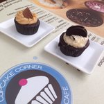 Peanut butter cup & Oreo