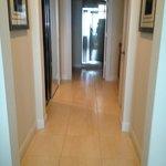 Hallway of Master/Suite