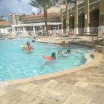 Pool Area/Marina Village
