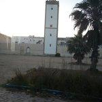 View from Bab Sbaa