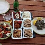 Meze is a MUST :-) YUM x