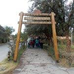 Portal da entrada de Sacsaywaman
