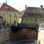 Liars' Bridge - close to the museum