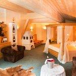 Suite Zillertal at the Wellnesshotel Bergland