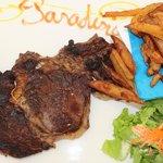 steak light frite