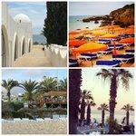 Oura View Beach Club views