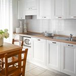 Cucina Monolocale / One-roomed Apartment, Kitchenette
