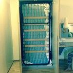 Sängskåp våningssäng
