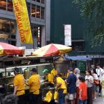 Photo of The Halal Guys taken with TripAdvisor City Guides