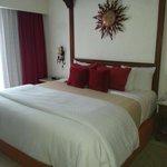 Bed was SO comortable