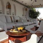 Terrace/sitting area