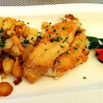 Red Snapper Fillets with Roasted Potatoes