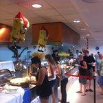 buffet special enfant