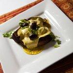 Eggplant and Artichoke terrine....a classic