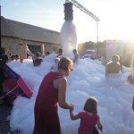 Fab Foam Party
