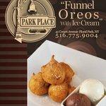 Funnel Oreo's