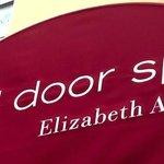 Red Door Spa Entrance