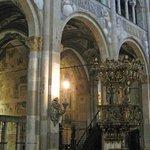Modern pulpit