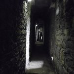 One of many passageways to explore