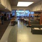 Hotel reception/foyer area