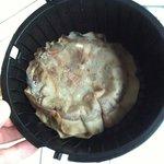 Moldy coffee pod